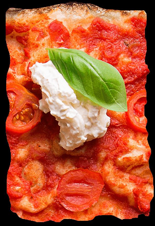 Pinzafied Margherita